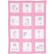 Baby Animals Nursery Quilt Blocks