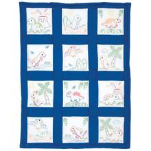 Dinosaurs Nursery Quilt Blocks