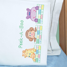 Peek a Boo Children's Pillowcase