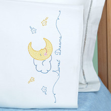 Sweet Dreams Children's Pillowcase