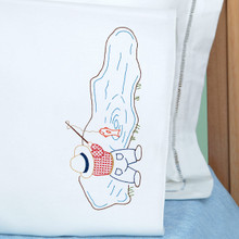 Fisher Boy Children's Pillowcase