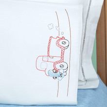 Old Truck Friend Children's Pillowcase