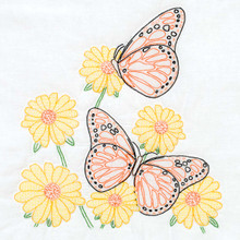 "Butterflies 18"" Quilt Blocks"