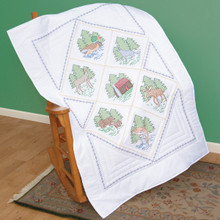 Great Outdoors Lap Quilt Top