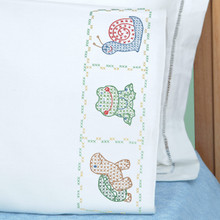 Froggy Children's Pillowcase