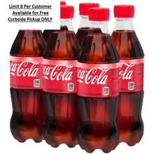 Coke 6pk 16.9 Fl Oz