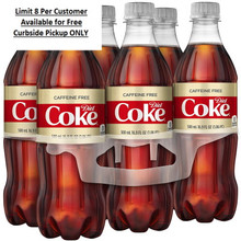 Caffeine Free Diet Coke 6pk 16.9 Fl Oz