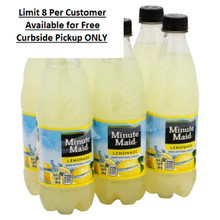 Minute Maid Lemonade 6pk 16.9 Fl Oz