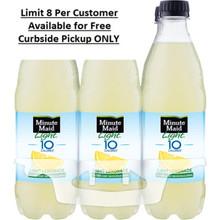 Light Minute Maid Lemonade 6pk 16.9 Fl Oz