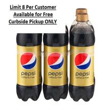 Caffeine Free Pepsi 6pk 16.9 Fl Oz