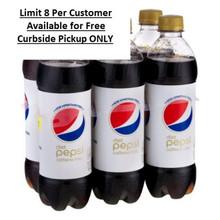 Diet Caffeine Free Pepsi 6pk 16.9 Fl Oz