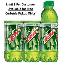 Mountain Dew 6pk 16.9 Fl Oz
