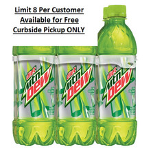 Diet Mountain Dew 6pk 16.9 Fl Oz