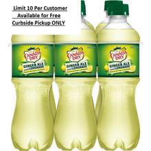 Canada Dry Ginger Ale/Lemonade 6pk 16.9 Fl Oz