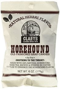 Horehound Hard Candies - 6oz Bag