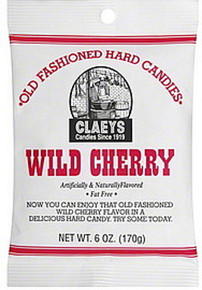 Wild Cherry Hard Candies - 6oz Bag