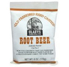 Root Beer Hard Candies - 6oz Bag