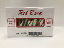 Wintergreen Stick Candy