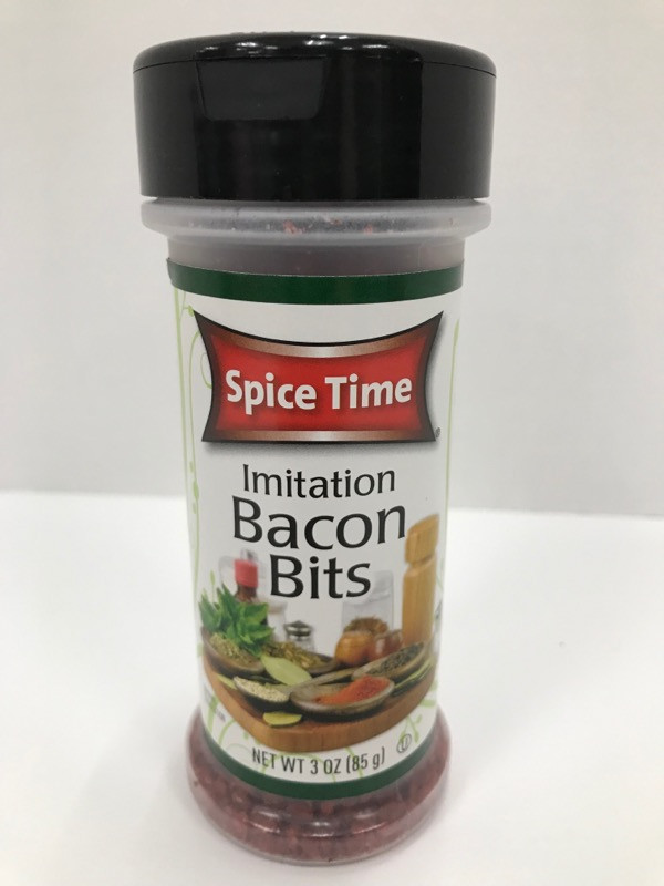 what are imitation bacon bits
