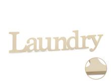 Jumbo Word Wall Decor - Laundry