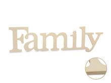 Jumbo Word Wall Decor - Family