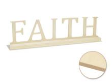 Standing Word on Base - Faith