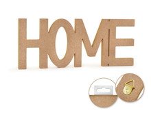 12in Word Standing Decor - Home