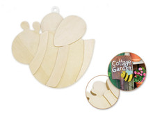 3D Wood Shape - Bumblebee