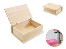 Keepsake Book Box w/Magnetic Closure