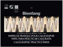 Bienfang Calligraphic Practice Pad 9x12