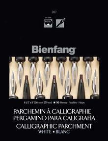 Bienfang Calligraphic Parchment Paper 8.5x11