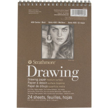 "Strathmore Drawing Pad 6""x8"" - Medium Surface"