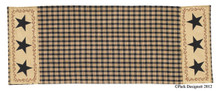 Star Patch Runner 13x54