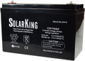 SolarKing 110AH Deep Cycle Battery