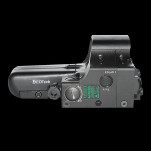 CLASS I Laser and Holographic Weapon Sight, side view