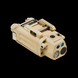 Dual Beam Pistol Aiming Laser, choice of two colors