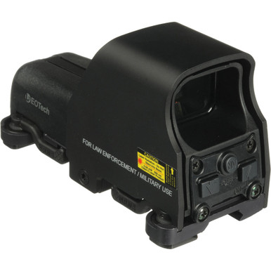 a holographic daytime weapon sight that is night vision compatible