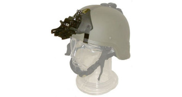 Titanium Helmet Mount for night vision devices
