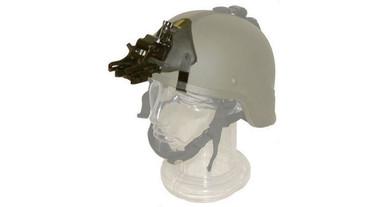 Titanium Helmet Mount for night vision devices