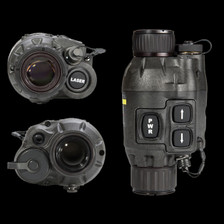 Closeups of the MTM mini thermal monocular imager by L-3