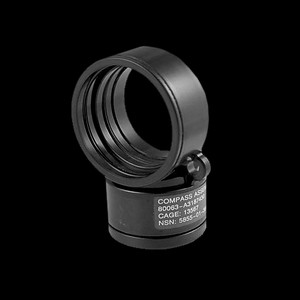 Morovision magnetic compass attachment for night vision devices