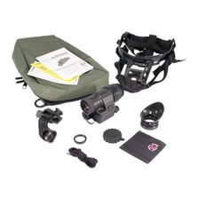 Morovision's Thermal Monocular with all its included accessories