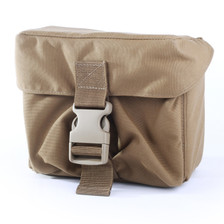 Bag for the NEPVS-14, shown in tan