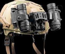 Exelis' Night Enforcer dual tube binocular/monocular