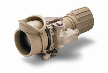 Clip on Night Vision Device by L3 in Tan