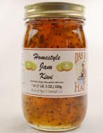 Homemade Kiwi Jam | Das Jam Haus in Limestone, Tennessee