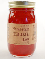 Homemade F.R.O.G. Specialty Jam | Das Jam Haus in Limestone, Tennessee
