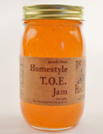 Homemade T.O.E Specialty Jam | Das Jam Haus in Limestone, Tennessee