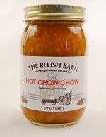 Homemade Hot Chow Chow - The Relish House | Das Jam Haus in Limestone, Tennessee