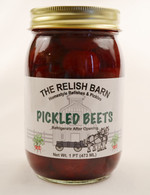 The Relish Barn - Homemade Pickled Beets | Das Jam Haus in Tennessee